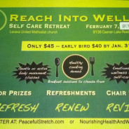 Reach Into Wellness – Self Care Retreat