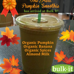 The Great Pumpkin Smoothie