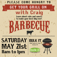 Get Your Grill On With Craig