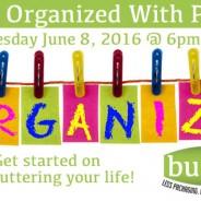 Get Organized With Paul