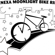 Lenexa Moonlight Bike Ride 2016