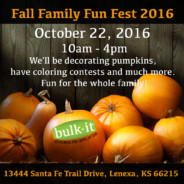 Fall Family Fun Fest 2016