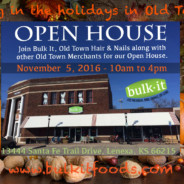 Open House at Bulk It