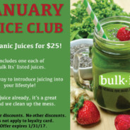 January Juice Club