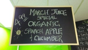 March Juice Special @ Bulk It | Lenexa | Kansas | United States