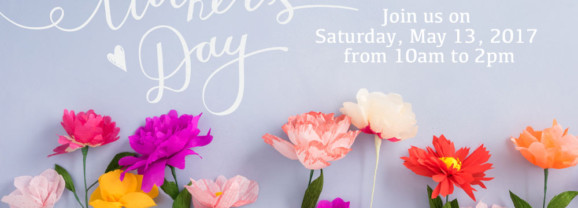 Mother's Day Tissue Paper Bouquet – FREE!