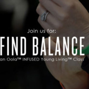 Find Balance: An Oola INFUSED Young Living Class