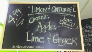 June Juice Special - Limon & Garfunkel @ Bulk It | Idaho | United States