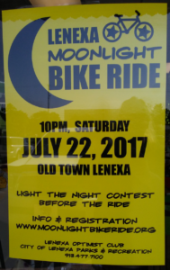 Lenexa Moonlight Bike Ride 2017 @ Old Town Lenexa | Lenexa | Kansas | United States