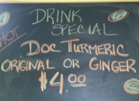 Doc Turmeric Drink Special