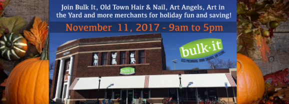 Old Town Lenexa Holiday Open House 2017