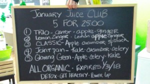 January Juice Club 2018 @ Bulk It | Lenexa | Kansas | United States