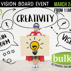 Kids Vision Board Event