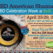 CBD Celebration Week – Get 20% OFF!