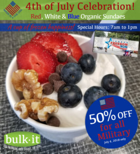 4th of July Celebration @ Bulk It | Lenexa | Kansas | United States