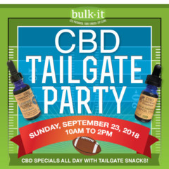 CBD Tailgate Party