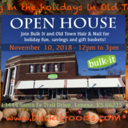 Fall Open House 2018