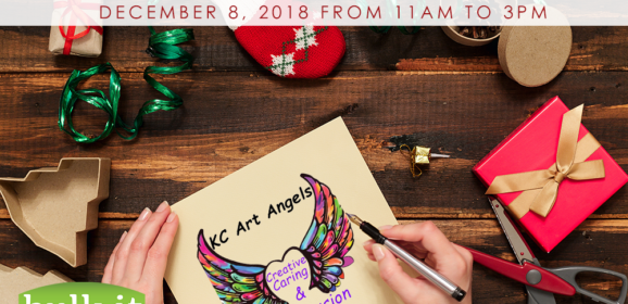 Make Holiday Ornaments with KC Art Angels