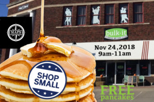 FREE Pancakes for Small Business Saturday @ Bulk It | Lenexa | Kansas | United States