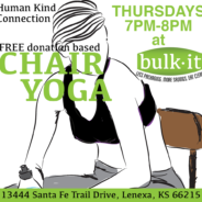 Human Kind Connection – Chair Yoga