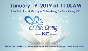 Pure Living KC @ Bulk It