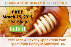 Learn About Honey and Beekeeping @ Bulk It