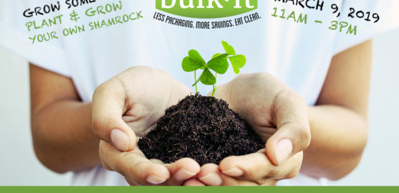 Grow some LUCK! Plant and Grow Your Own Shamrock Event